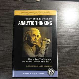 The Thinker's Guide to Analytic Thinking