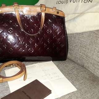 Authentic PreLoved Louis Vuitton Brea GM