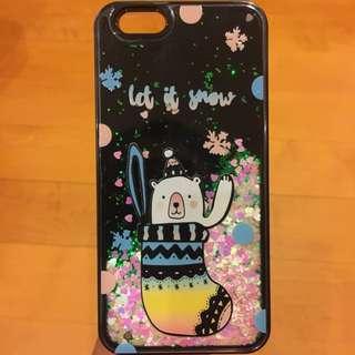 Let It Snow 流沙電話殼 Iphone6 / 6s