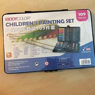 Children's Painting Set