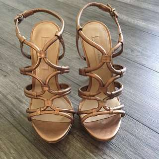 Bcbg Brand New Sandals Size 7