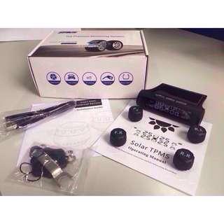 🌐海外銷售版✈️TPMS🎛胎壓監測系統(外置式)🖲