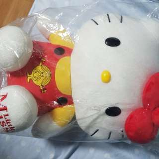 Authentic Hello Kitty 12inc. Stuffed toy