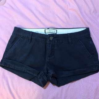 *clearance* Authentic Abercrombie Navy Shorts