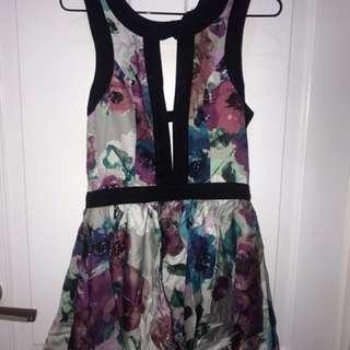Keepsake floral dress in Size XS
