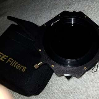 Lee Filter with 77mm Ring
