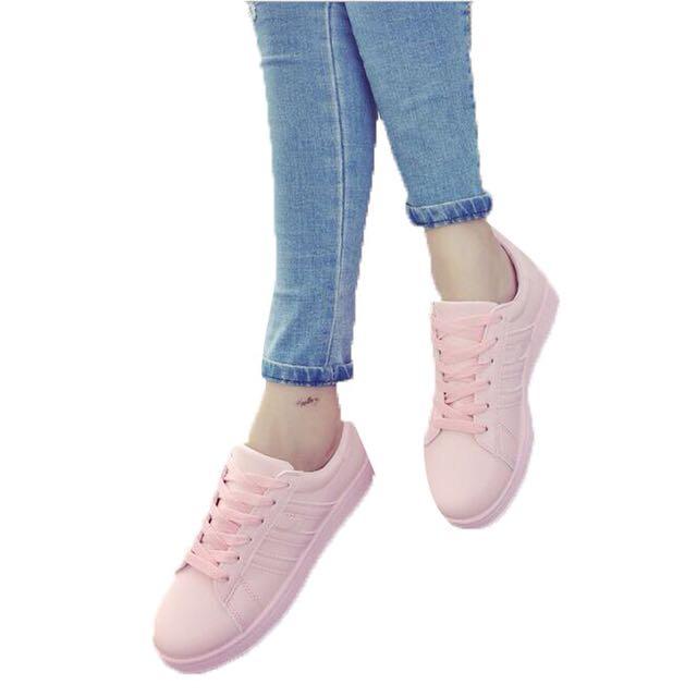 4 colours Adidas shoes