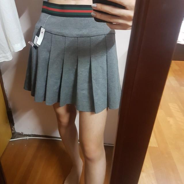 正韓百折裙