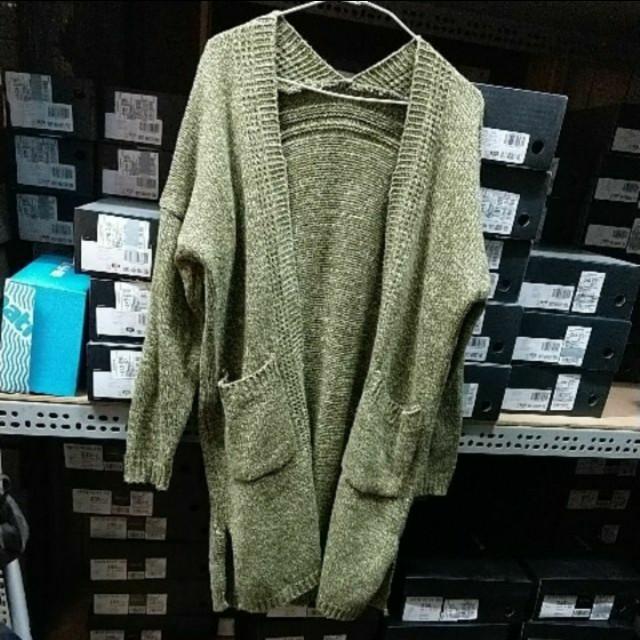 厚針織外套#冬季衣櫃出清