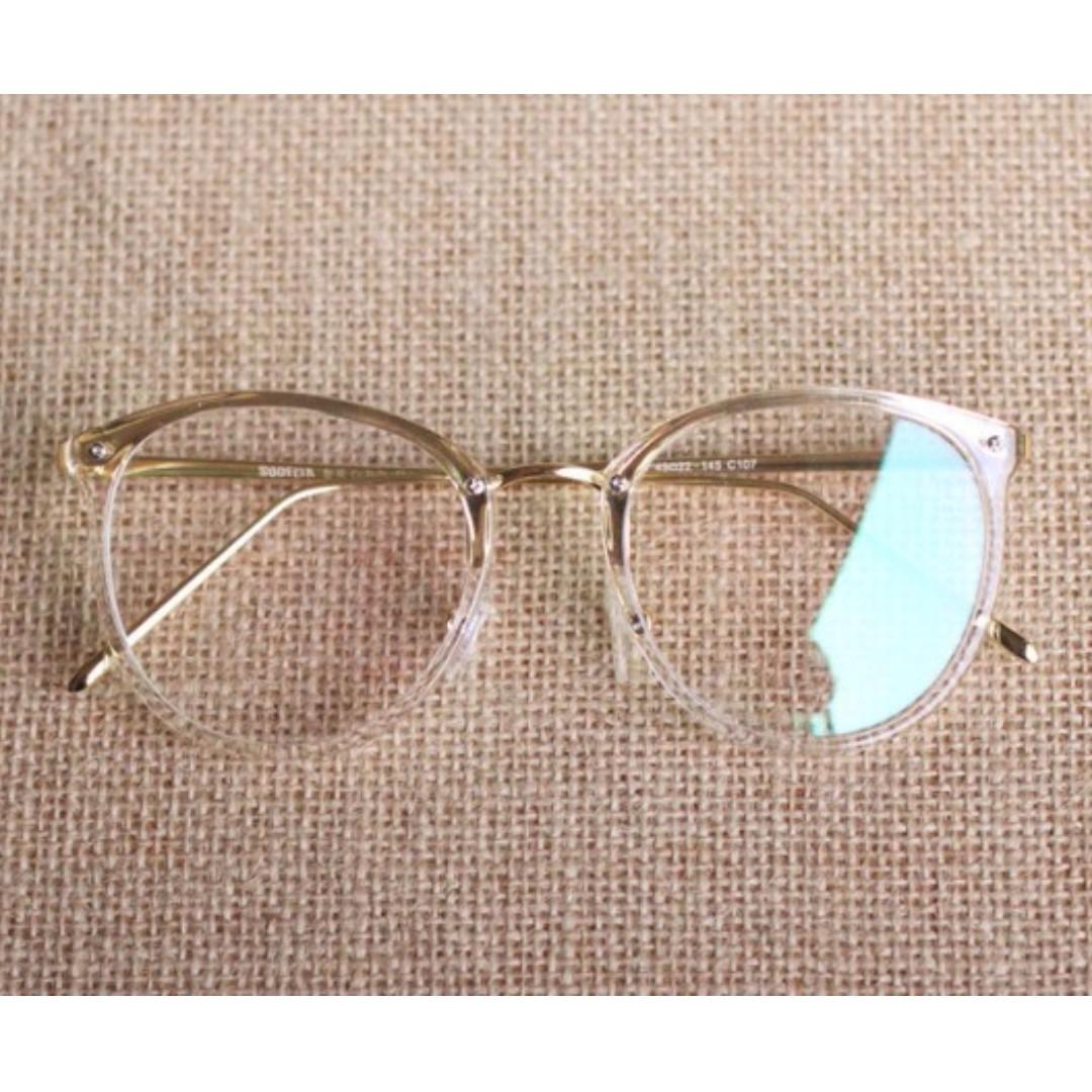 韓國買回的眼鏡框