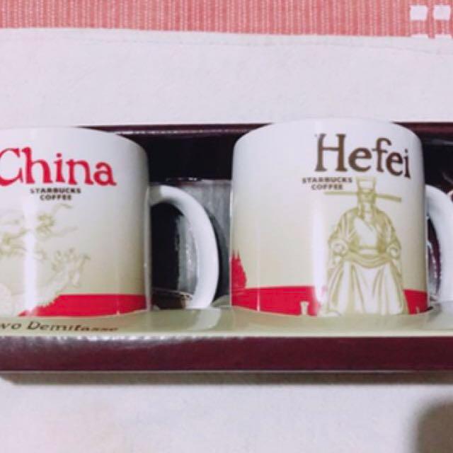 星巴克城市杯 中國與合肥