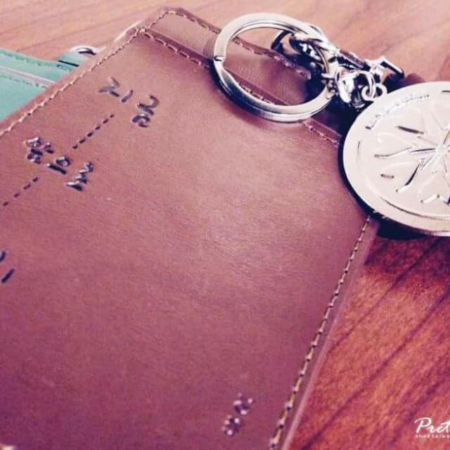 《收》少女時代 十週年 紀念物 卡套 鑰匙圈