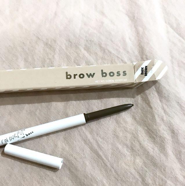 二手💡 Colourpop Brow Boss 眉筆