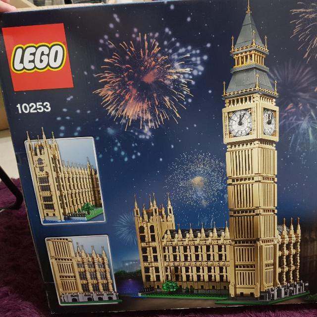 樂高 LEGO 10253 大笨鐘