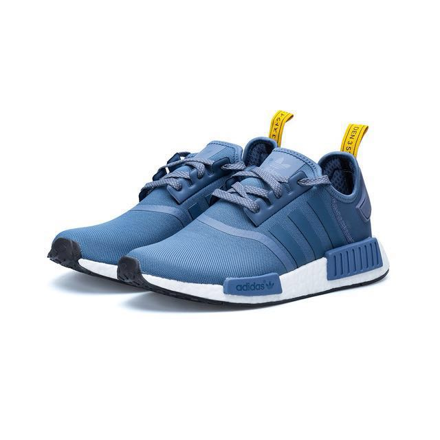 38dfc19c7 ... Adidas NMD R1 Tech Ink Yellow Size Uk 8.5 US 9