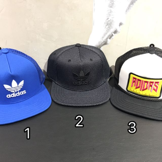 Adidas Original Cap Men S Fashion Accessories On Carousell