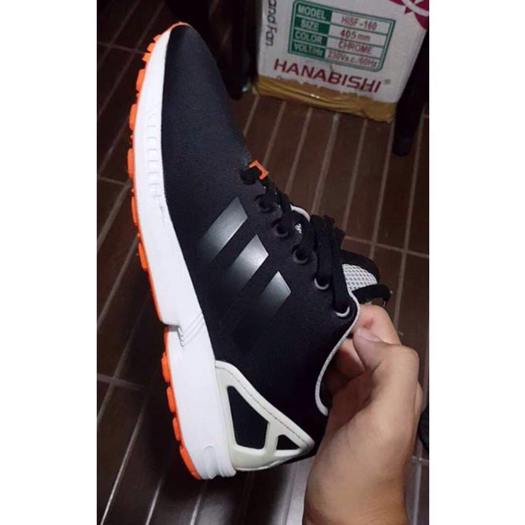Adidas ZX Flux Size M10 (Negotiable)