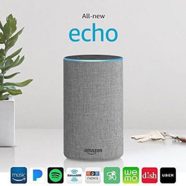 All-new Amazon Echo 2nd Generation