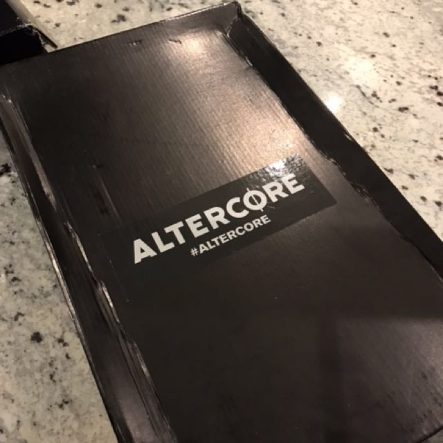 Altercore Ered Leather Creepers Size 10