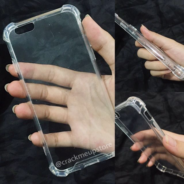 Anticrack Case Mika For Iphone 6+ 6s+ 7 8
