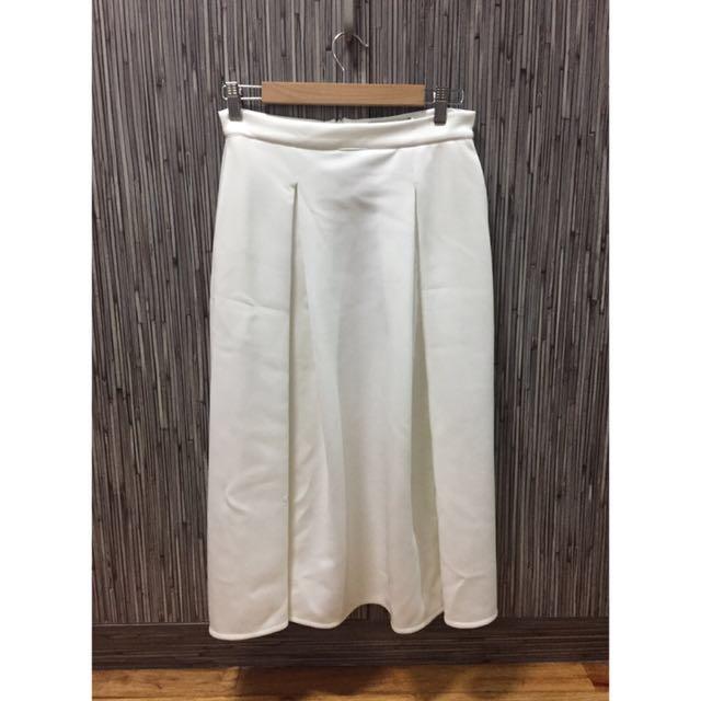 Apartment 8 White Midi Skirt