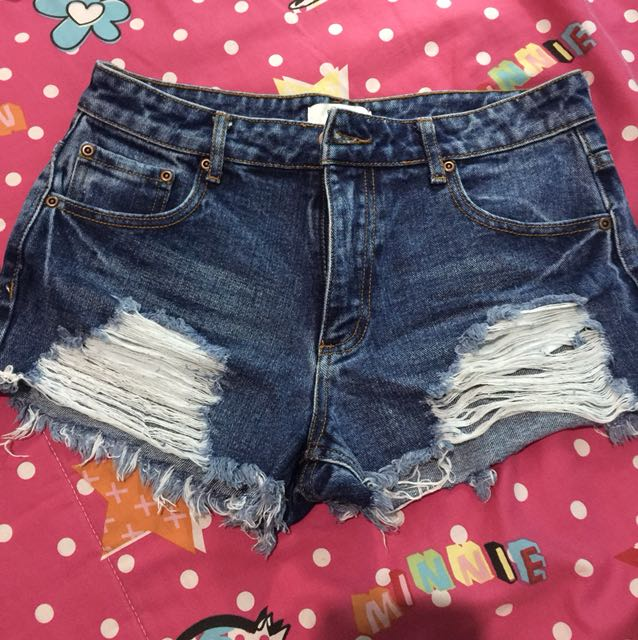 AUTHENTIC F21 maong shorts