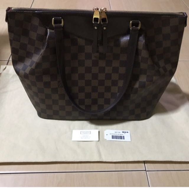 Authentic preowned Lv westminster