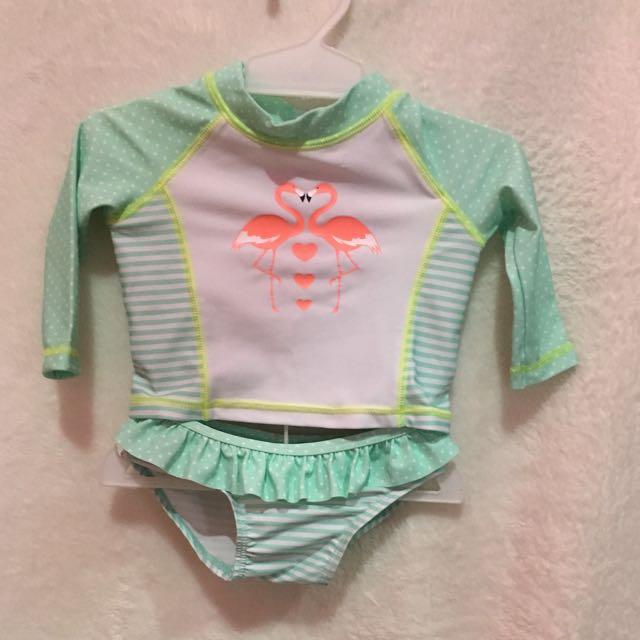 Baju renang 3-6 bulan