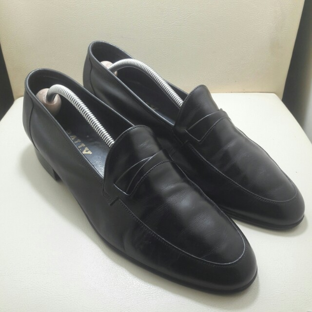 Bally Leather Loafers for Men