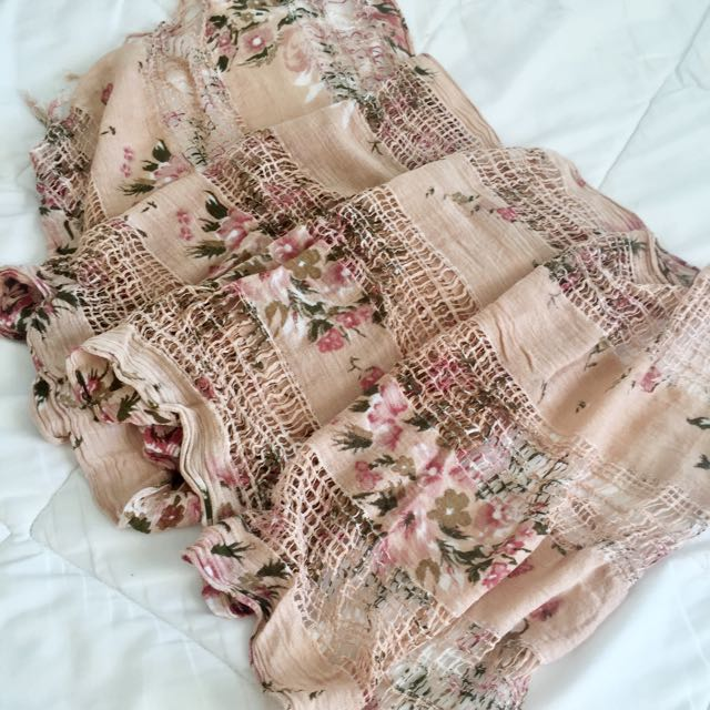 Beautiful Spring Scarf