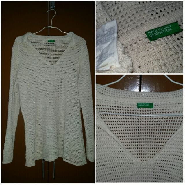 Benetton Cover Up