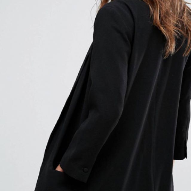 Black Pimkie blazer size Large