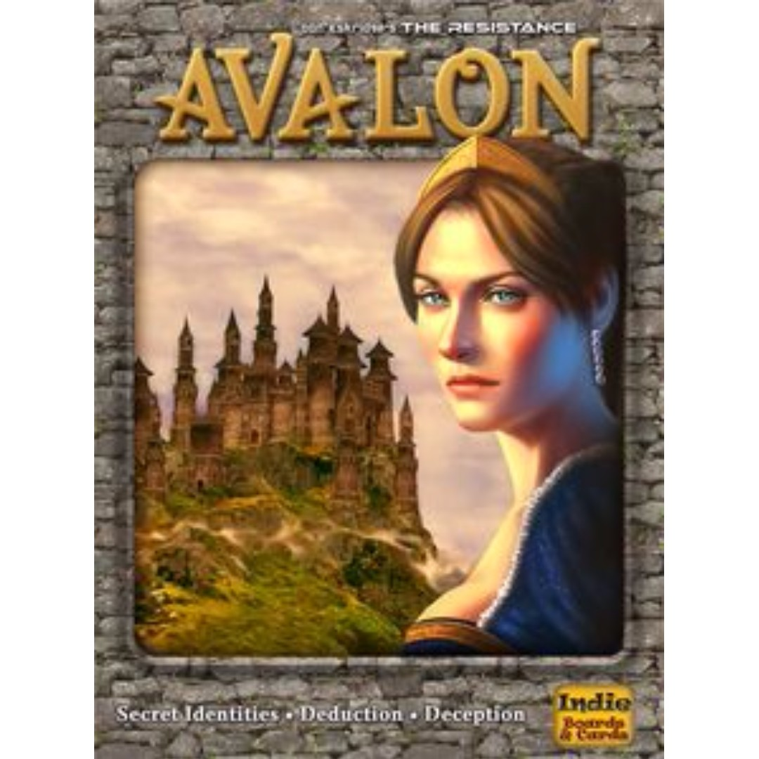 Authentic Avalon Card Game
