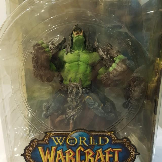 Bnib World Of Warcraft Orc Shaman Toys Games Bricks
