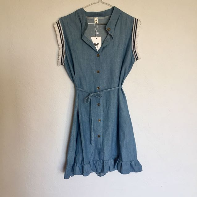 BNWT Denim Dress