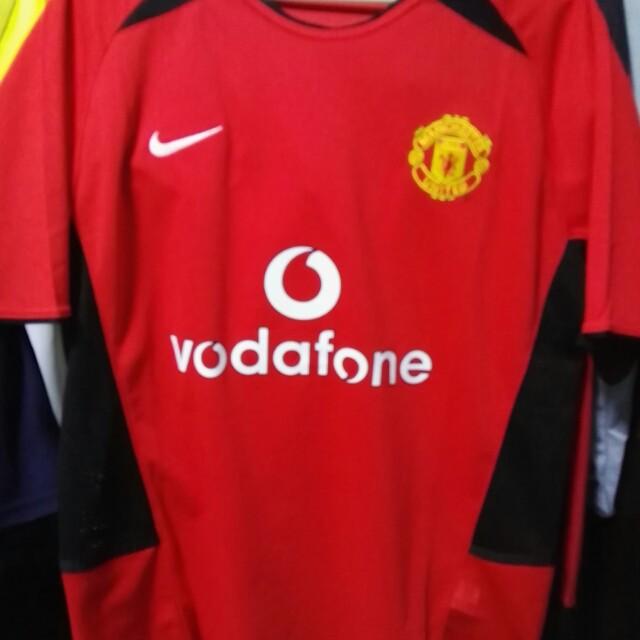 f0d9b99f18d Brand new manchester united jersey us M  18 scholes
