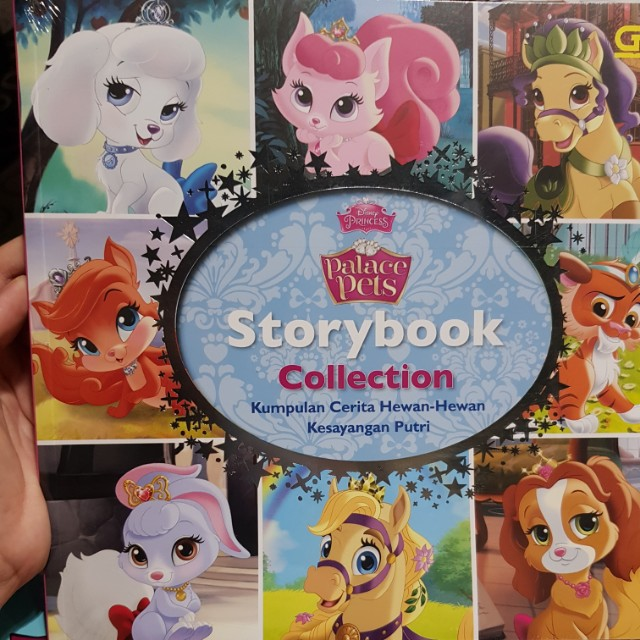Buku Cerita Disney Kumpulan Cerita Hewan Kesayangan Putri Books