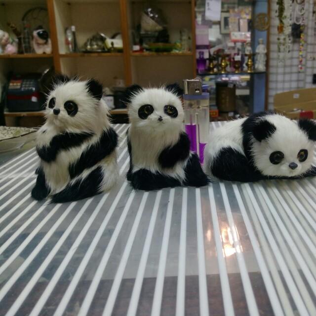 (C31)早期手工熊貓