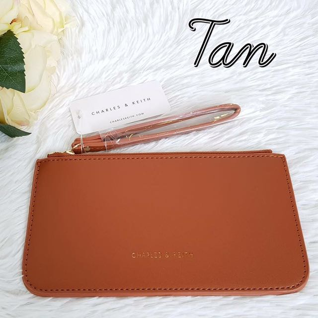 Charles & Keith Inspired Wristlet