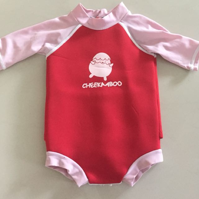 Cheekaboo baby swim wear