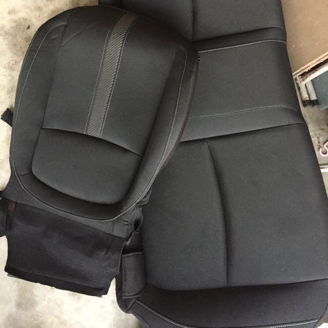 Civic FC Original 1.8 Fabric Seat Cover Full Set