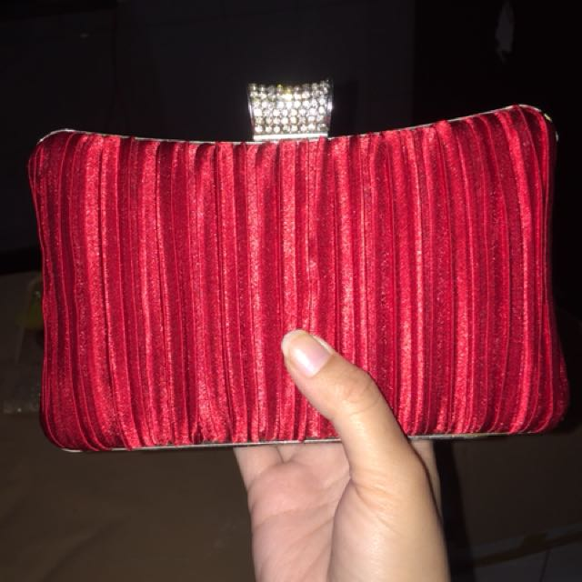Clutch bag .. Tas Pesta