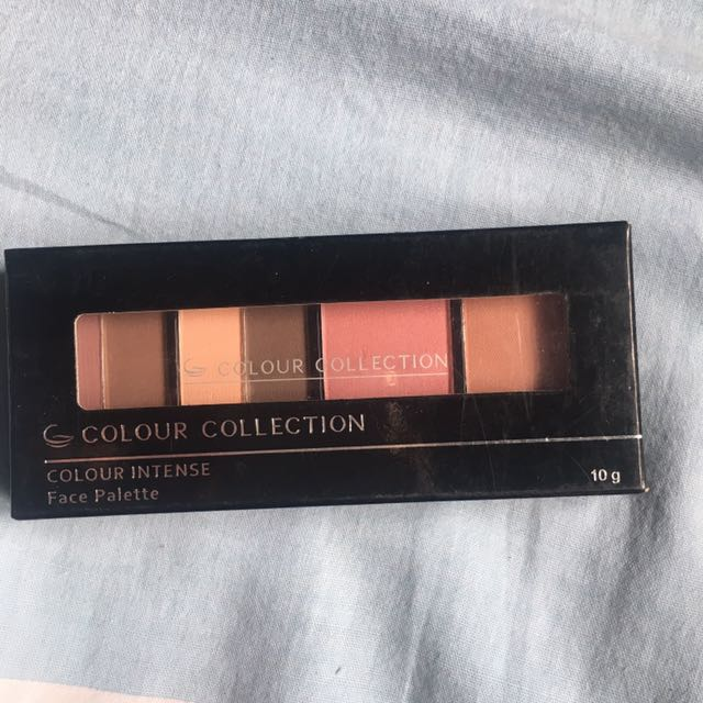 Colour collection make up kit