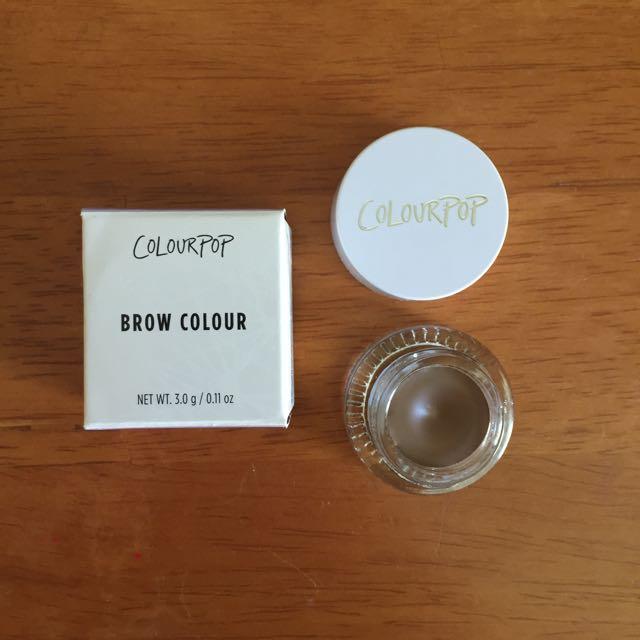 Colourpop Brow Colour (Dope Taupe)