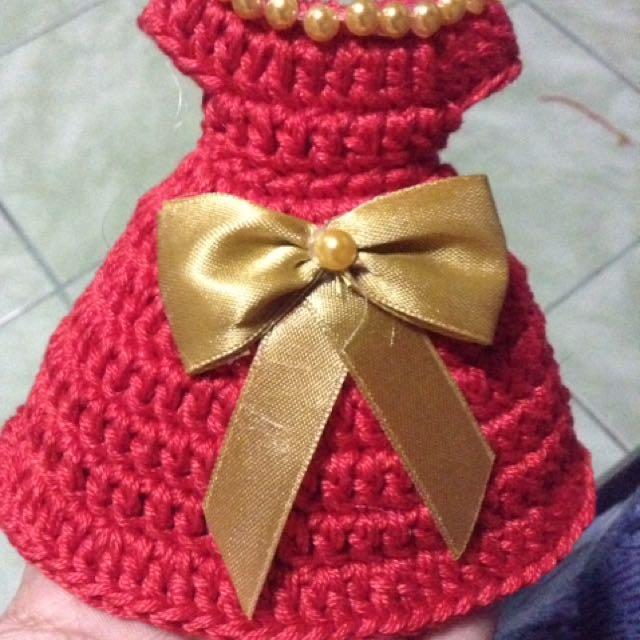 crochet souvenirs for debut