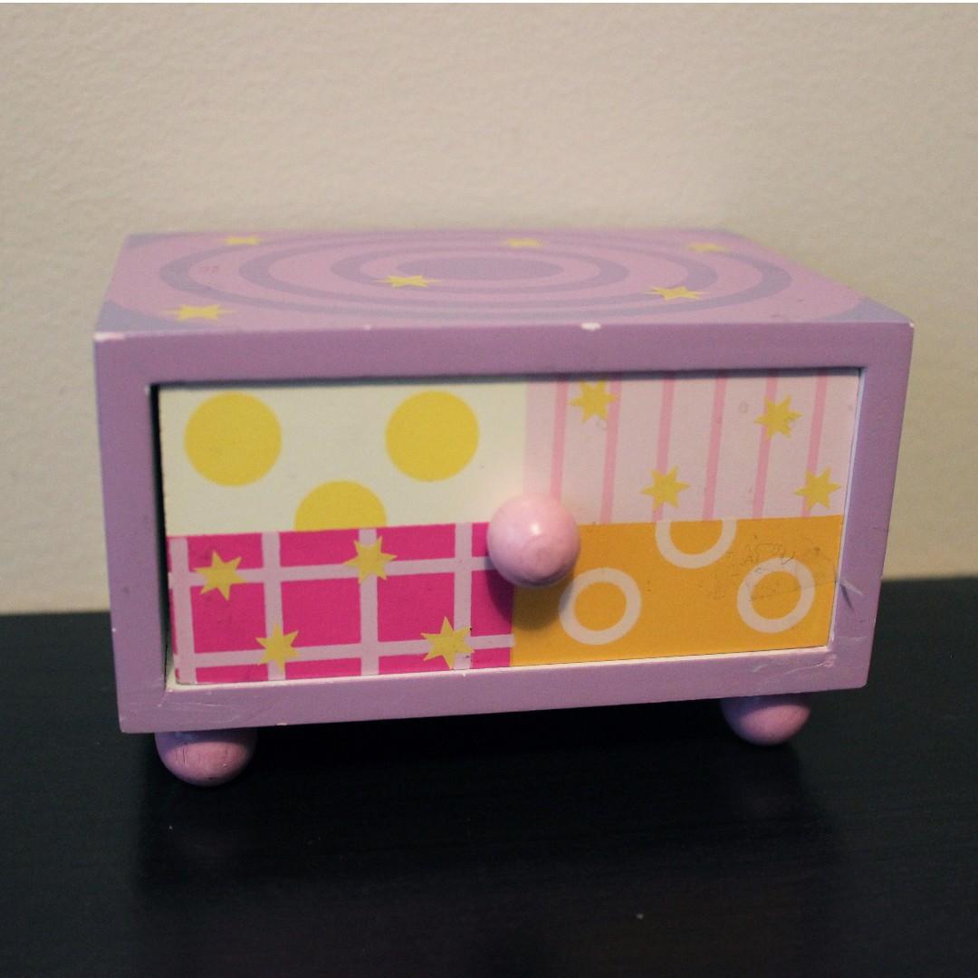 Cute Little Storage Box