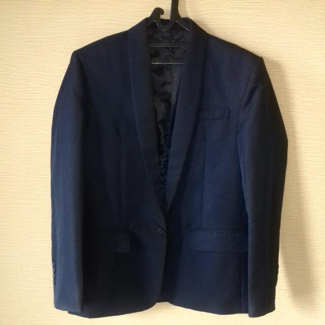 DE MANTEAU. Blazer Semi Formal.