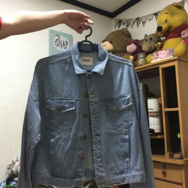 DENIM JACKET (MEDIUM)