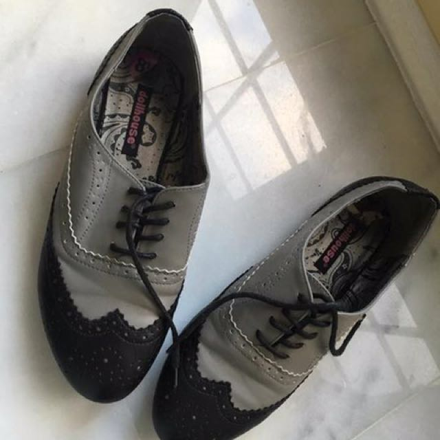 Dollhouse oxford shoes