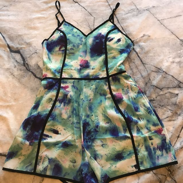 Dolly Girl playsuit